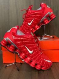 @ mandellashoes Tênis Nike Shox 12 Molas Promoção 50% OFF LEVAMOS ATÉ VOCÊ