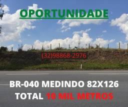 Terreno BR040