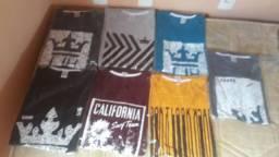 Vendo 7 camisas tamanho G