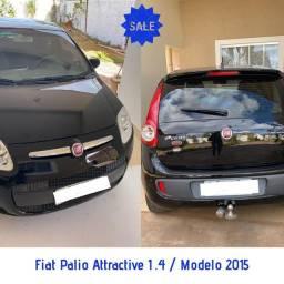 Palio attractive 1.4 /Modelo 2015