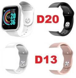 PULSeiRAs Para Relógios Smartwatch D20/D13 e OUTRoS - LEIA a DESCriÇÃO
