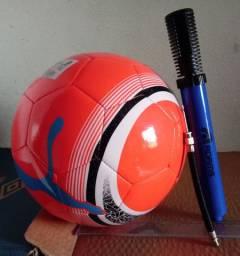 Kit : Bola de campo Puma + Bomba = 70.00