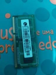 Memória DDR3 notebook 2GB