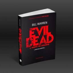Livro Evil Dead a morte do Demônio. Editora Darkside. Novo