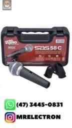 Microfone Santo Angelo SAS 58 C