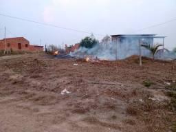 Terreno localizado lotiamento Santa Luzia bairro Apolônio Sales cidade rio branco ac