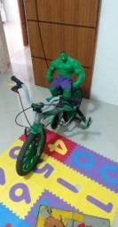 Bicicleta do incrível Huck