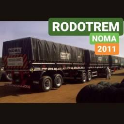 Rodotrem Noma 2011