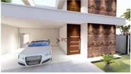 Casa com 4 suítes, com piscina e churrasqueira por R$ 800.000 - Terras Alpha Goiás - Senad