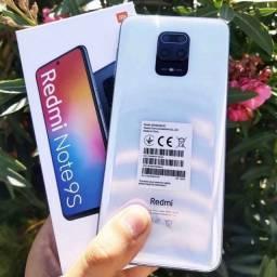 Xiaomi Redmi Note 9S Dual Sim 64Gb/4Ram Cor Branco