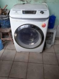 Maquina de lavar 10,5 kg lava e seca Electrolux