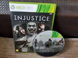 Injustice Xbox 360 Original