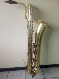 Sax barítono buescher 400