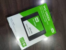 """HD"" SSD - WD Green 120Gb"