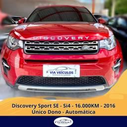 Discovery Sport Se - Si4 - Gasolina - 16.000KM