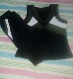 Conjunto Feminino Calça e Blusa