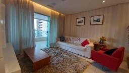 Apartamento 3 suítes plenas, 118M², rico em armários, lazer completo ao lado do Flamboyant