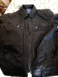 Jaqueta de couro pelica comprar usado  Sao Jose dos Pinhais