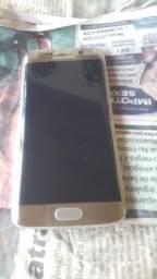 Frontal Samsung s6 Edge, usado comprar usado  Rio de Janeiro