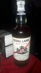 Wisky Royal Label