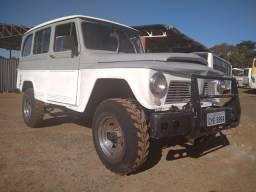 Jeep Ford Willys 4x4 Rural ano 65