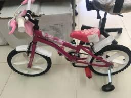 Bicicleta nova Houston aro16 só 420 reais