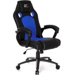 Cadeira Gamer GT - DT3 Sports (Black, Dark Grey, Black Blue)
