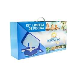 Kit acessórios para limpeza piscina 5 peças 33830