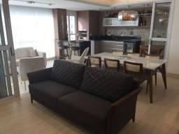 Apartamento de 161m² Alto Padrão Mobiliado no Boulevard Park, Jd. Aquárius