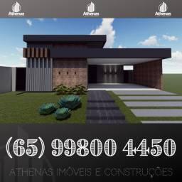 Vende-se Linda Casa no Condomínio Florais Itália e construção