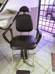 Cadeira de Corte para Cabeleleiro