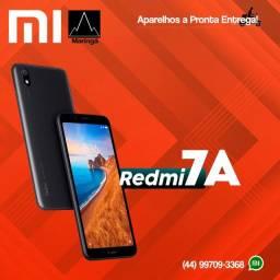 Redmi 7A 32GB - Melhores Opções Só na Xiaomi Maringá!
