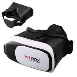 Óculos de 3D com realidade virtual