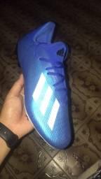 Chuteira Adidas X 19.3 campo (Nova)