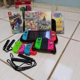 Nintendo switch (apenas venda)