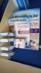 Plástico para plastificação RG A4 A3