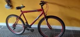 Oportunidade relâmpago ! Bicicleta com marcha semi-nova