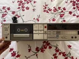 Tape deck Sony ( no estado)