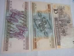 Dinheiro antigo, R$20 cada
