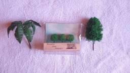 Miniatura de árvores