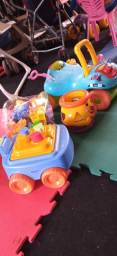 Lote de brinquedos Fisher price conservados