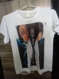 Camiseta anime Death Note