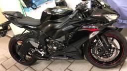 Kawasaki ZX6-R 636 Black Edition Ano 2020