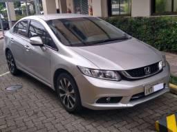 Honda Civic LXR 2.0 (Aut) (Flex) 2014/2015 55Mil rodados