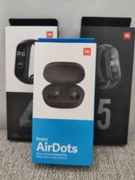 XIAOMI Air dots// Redmi. // Novo lacrado com garantia e entrega imediata