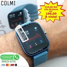 Relógio Smartwatch P8 Colmi Original