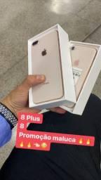 IPhone 8 Plus com garantia swap de vitrine garantia loja física