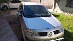 Vendo Megane Sedan 1.6 16V 2008/2009
