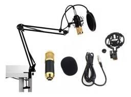 Microfone Knup KP-M0010 cardióide