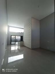 Casa Térrea com 3 Dormitórios (1 Suíte) e Área Gourmet - Res. Terras do Vale - Caçapava/SP